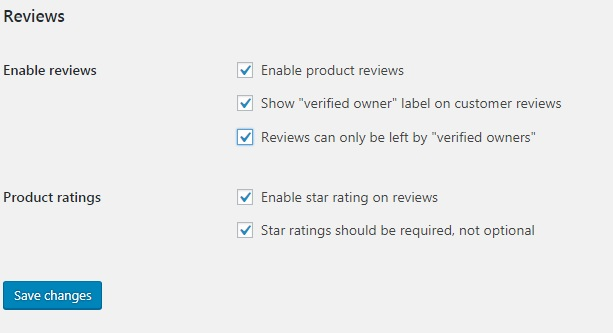 Product Review and Ratings